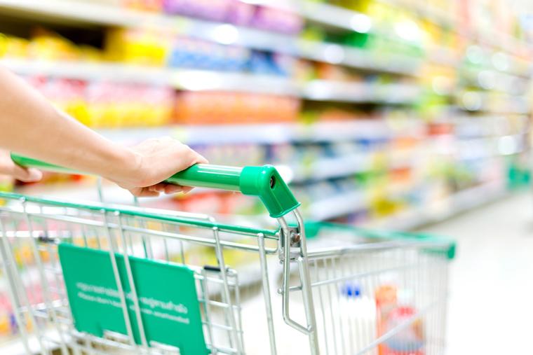 Schädlingsbekämpfung im Supermarkt