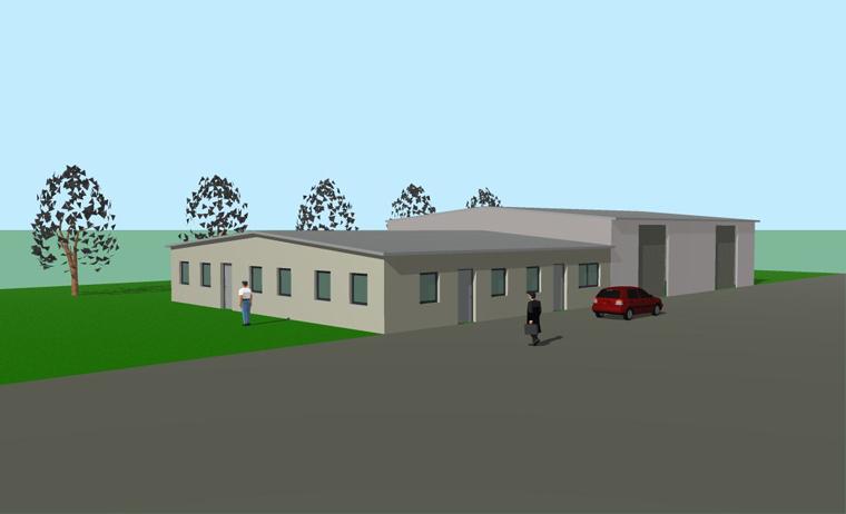 Neue Räume für unser Team